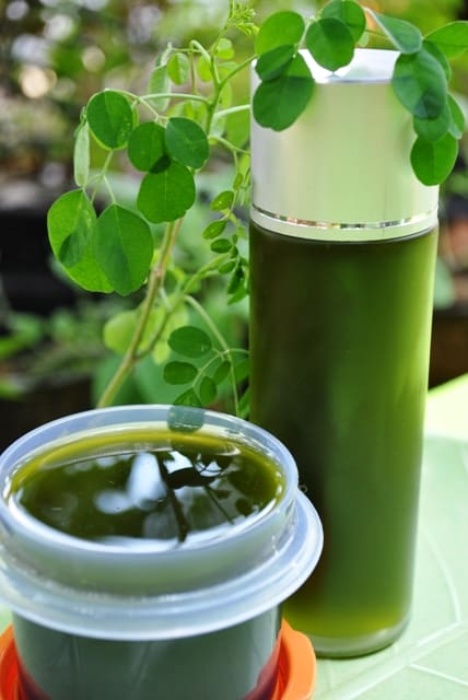 Infused Moringa Oil